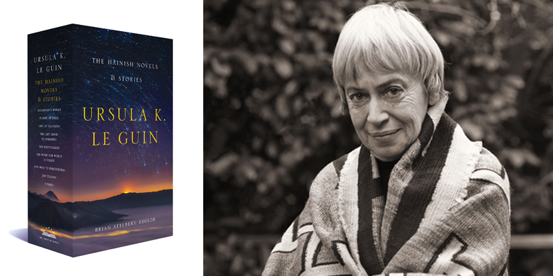 Hainish Novels and Stories by Ursula K. Le Guin