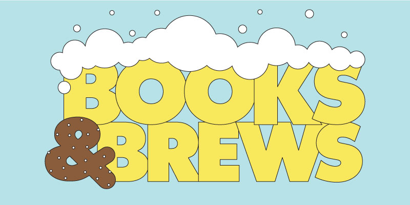 Books and Brews: Book and Drink Pairings From Local Breweries and Cideries