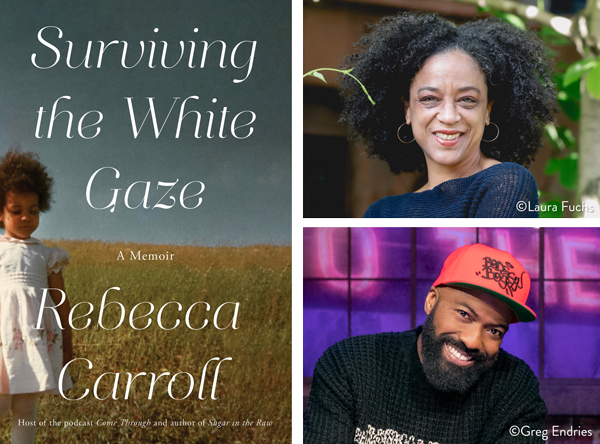 Rebecca Carroll in Conversation With Desus Nice