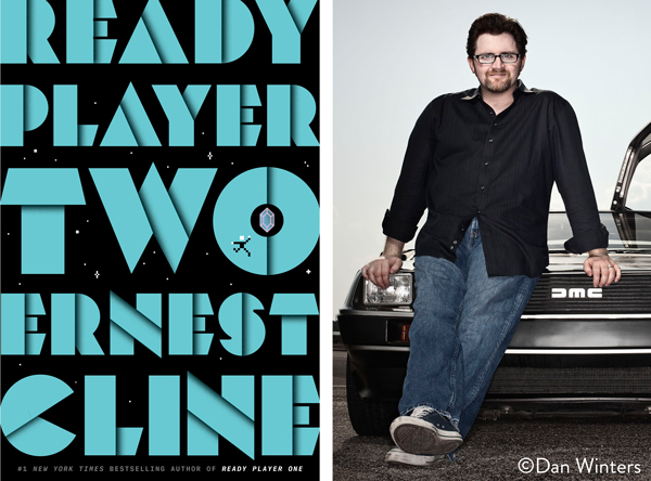 Ready Player Two Ernest Cline Hardcover 9781524761332 Powell S Books