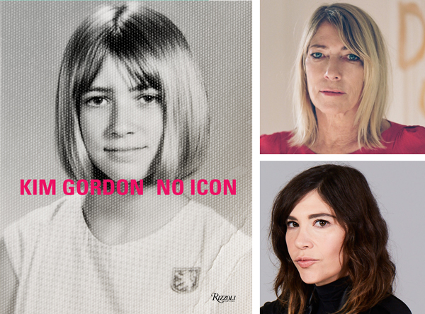 Kim Gordon in Conversation With Carrie Brownstein