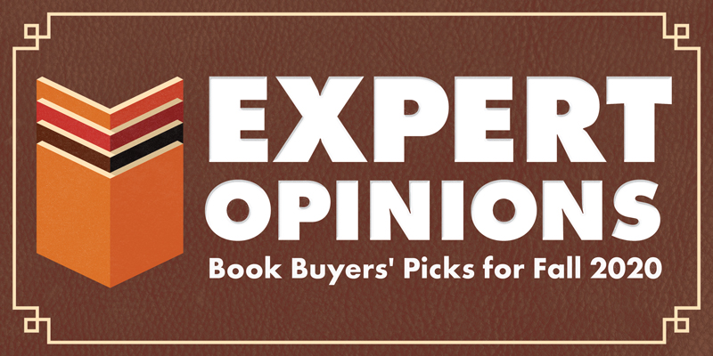 Powell's Buyers Recommend: 40 New Books for Fall 2020