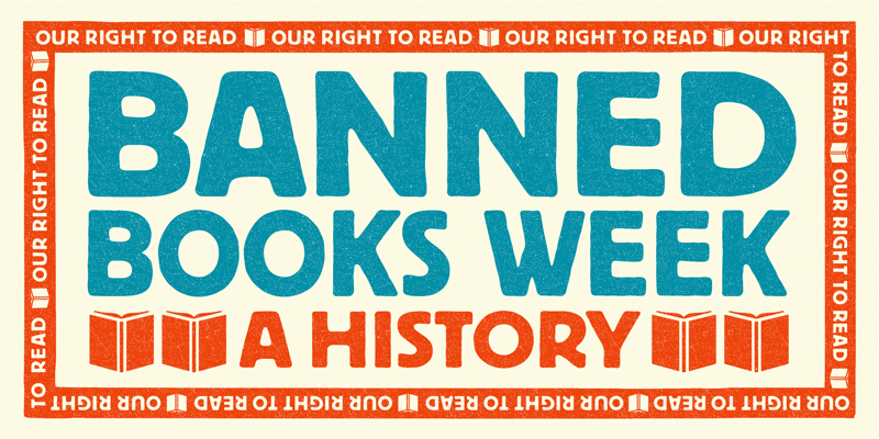 Banned Books Week: A History