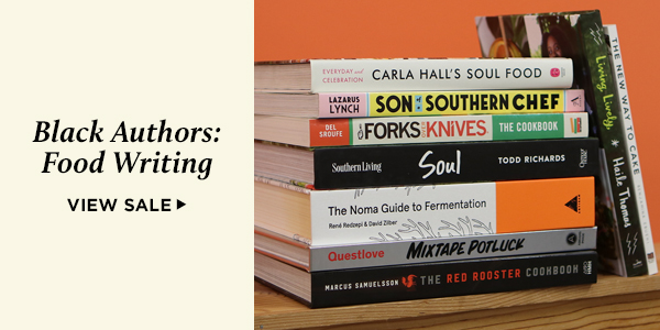 Celebrating Black Authors: Save 20% on select food and cooking titles. Shop sale.