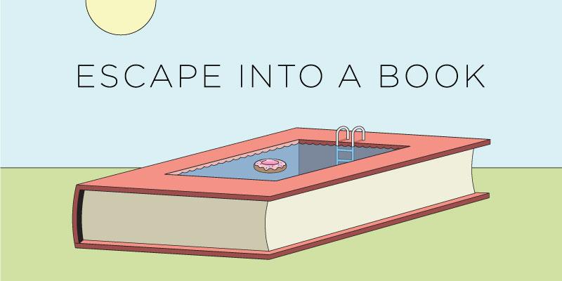 Escape Into a Book
