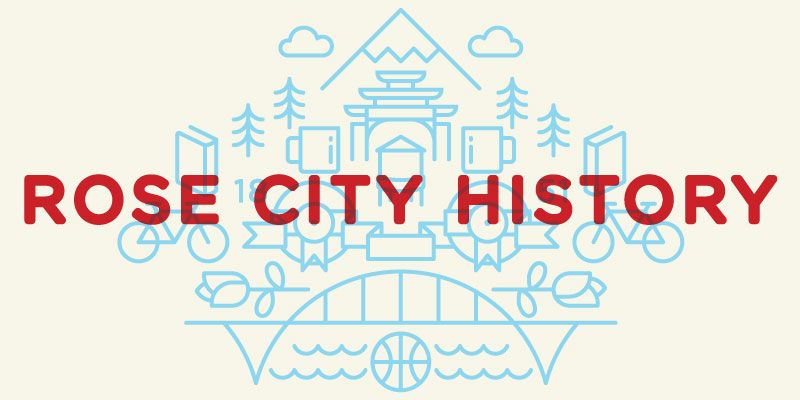 Rose City History