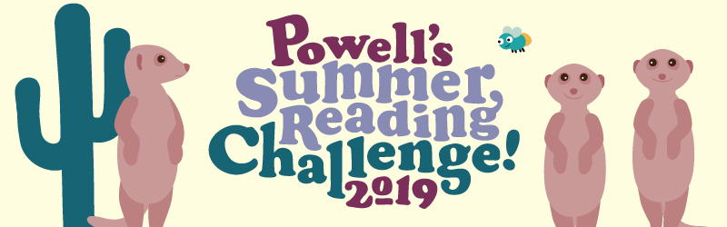 Powell's Summer Reading Challenge 2019!