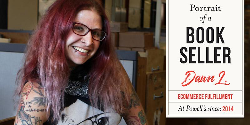 Portrait of a Bookseller: Dawn L.