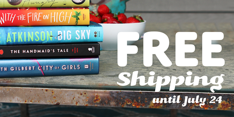Free shipping on Powells.com until July 24. Enter code SUMMERSHIP at checkout.