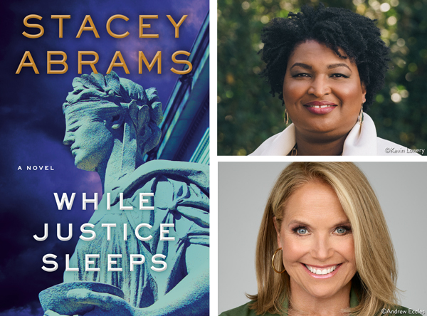 Stacey Abrams With Katie Couric
