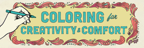 Coloring for Creativity and Comfort