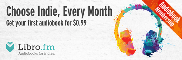 Audiobook Membership. Choose Indie, every month. Get your first audiobook for 99 cents. Libro.fm. Audiobooks for Indies.
