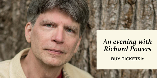 An evening with Richard Powers - Buy Tickets