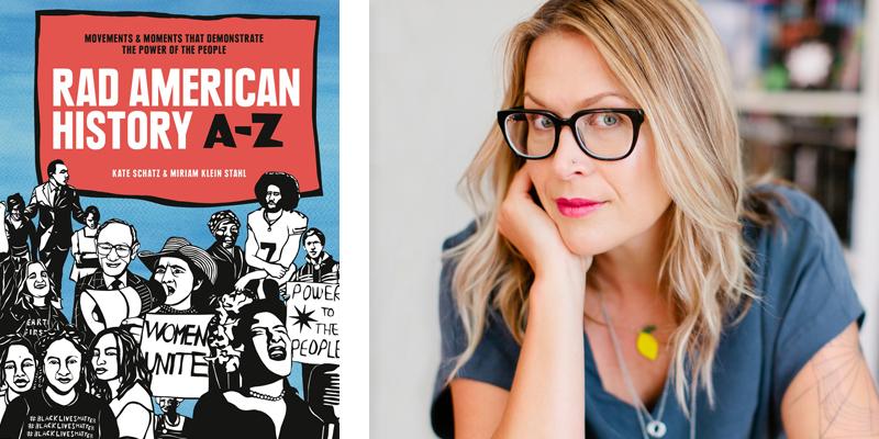 'Rad American History A–Z,' by Kate Schatz and Miriam Klein Stahl