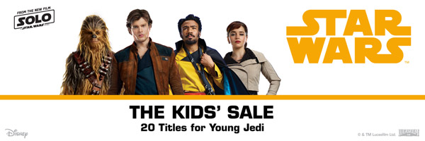 Kids' Star Wars Sale