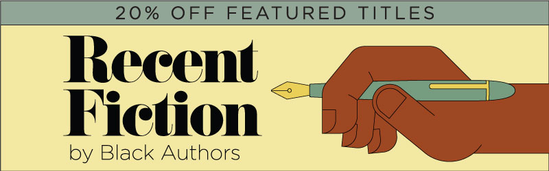 20% select recent fiction by Black authors
