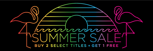 Summer Sale: Buy 2 Select Titles, Get 1 Free