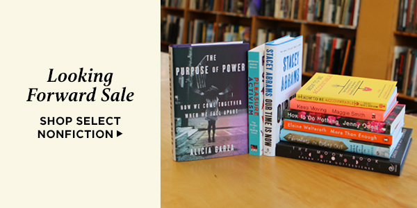 Save 20% on handpicked 2021 nonfiction titles
