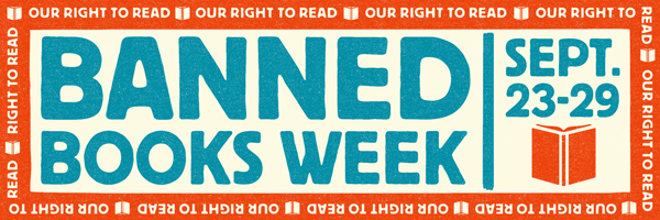 Banned Books Week: Sept. 23-29