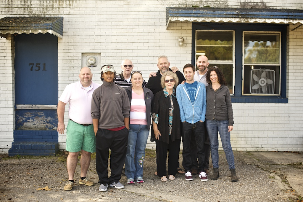 IMG: A group photo.
