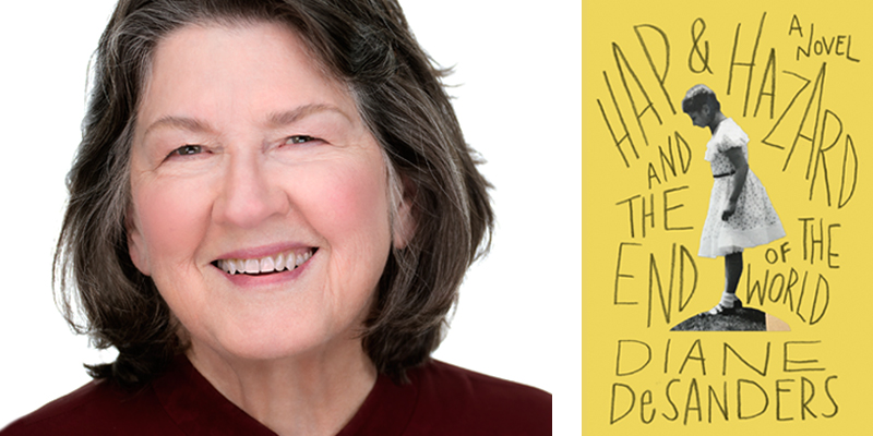 Hap & Hazard and the End of the World by Diane DeSanders