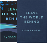 Leave the World Behind in slipcase