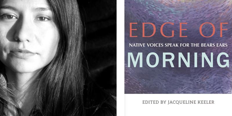 Edge of Morning by Jacqueline Keeler