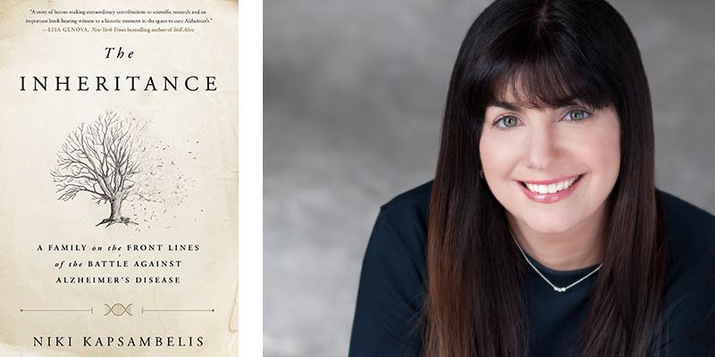 The Inheritance by Niki Kapsambelis