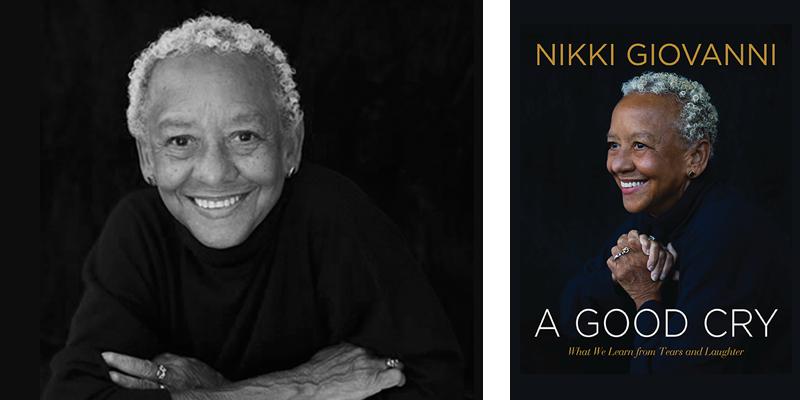 A Good Cry by Nikki Giovanni