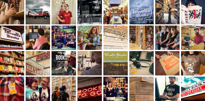 Powell's Books About Us